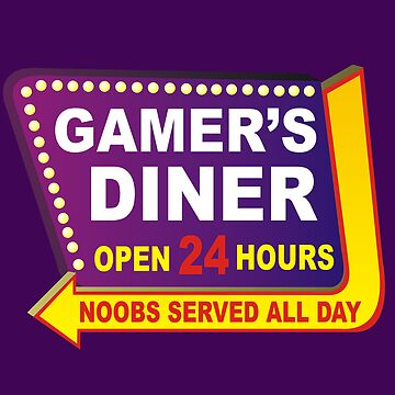 Gamers Diner by RoamingGeek