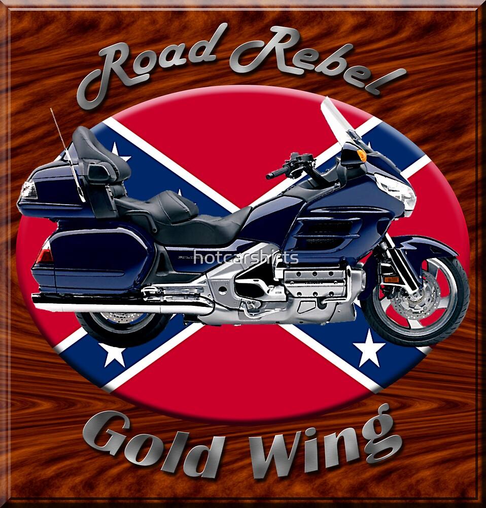 Honda Gold Wing Road Rebel by hotcarshirts