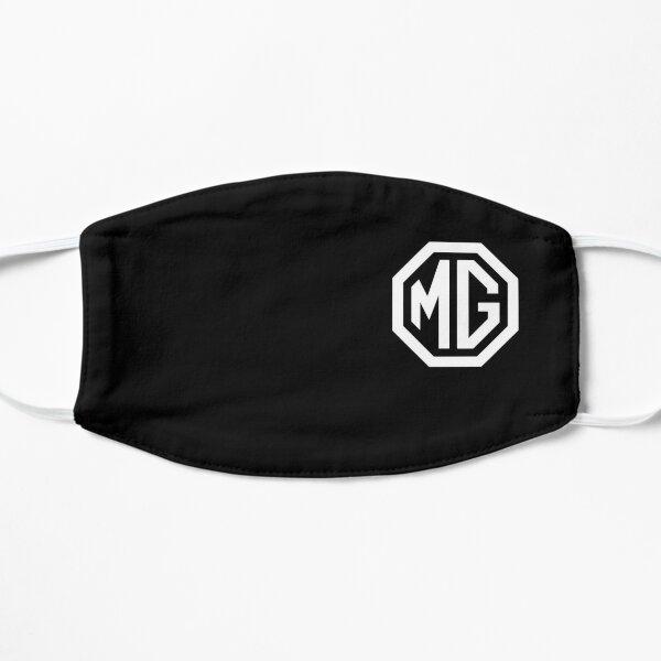 T-shirt noir MG Motor Masque sans plis