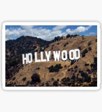 Hollywood #1 Sticker
