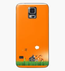 What's going on in the jungle? Case/Skin for Samsung Galaxy