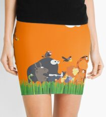 What's going on in the jungle? Mini Skirt