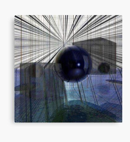 Blink Of An Eye Canvas Print