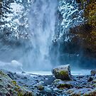 Upper Falls by Carl LaCasse