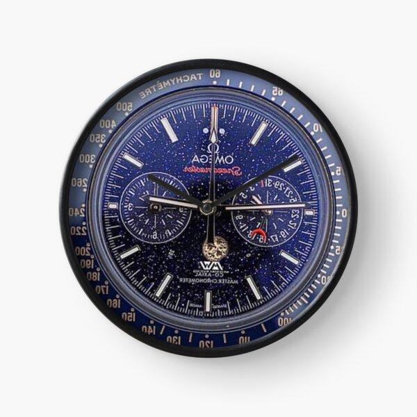 Rolex Swiss Watch Style Clock Clock