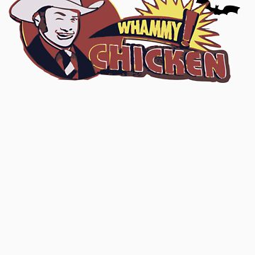 Anchorman 2: Whammy Chicken Champ Kind T-Shirt by teybannerman