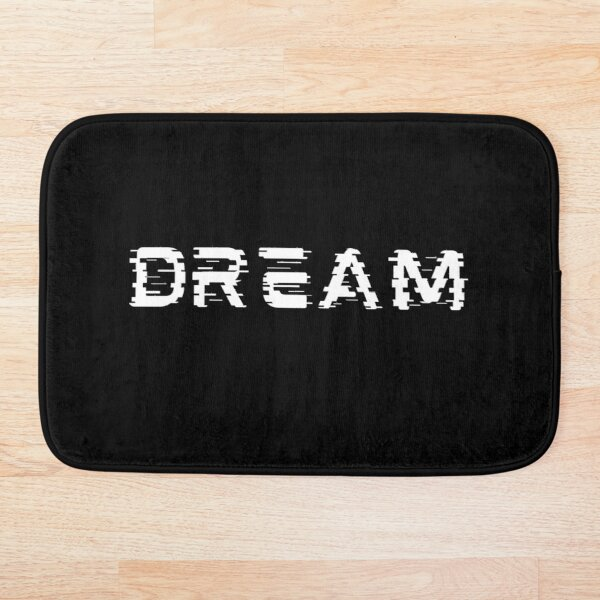 The world is for dreamers Bath Mat