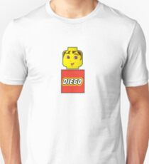 Diegoman  Unisex T-Shirt