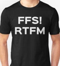 FFS RTFM T-Shirt