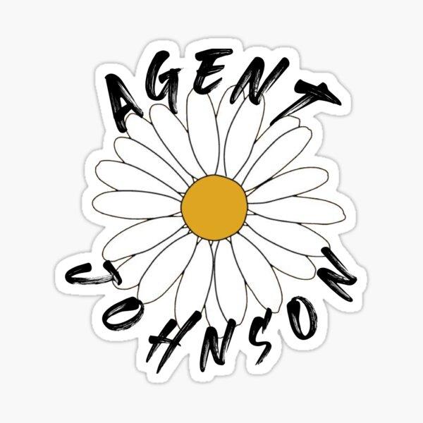 Agentin Daisy Johnson Sticker