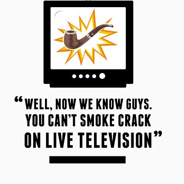 Anchorman 2: Smoke Crack on Live Television by teybannerman