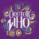 Whimsically Wibbly Wobbly Timey Wimey - Dark Shirt The Second by Megloo