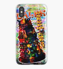 Dalek - Exterminate! by Mark Compton iPhone Case/Skin