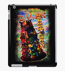 Dalek - Exterminate! by Mark Compton iPad Case/Skin