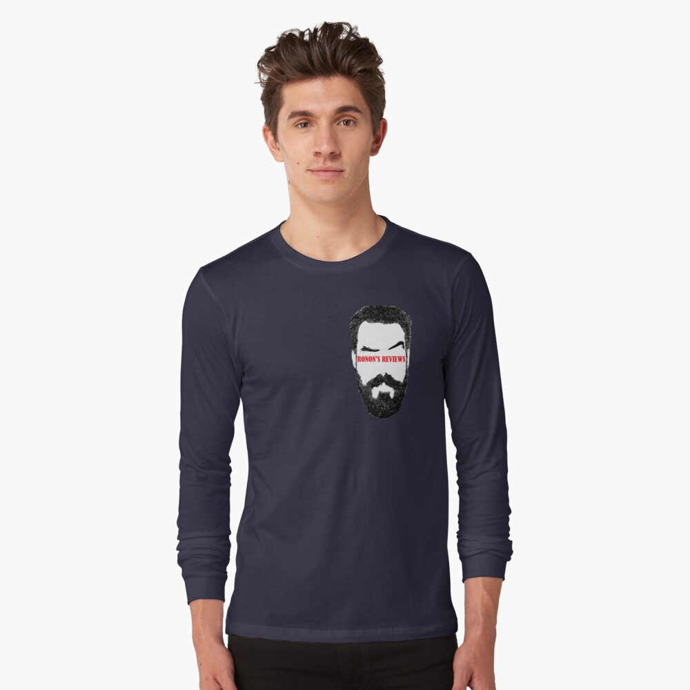 Ronon's Reviews New Logo Long Sleeve T-Shirt