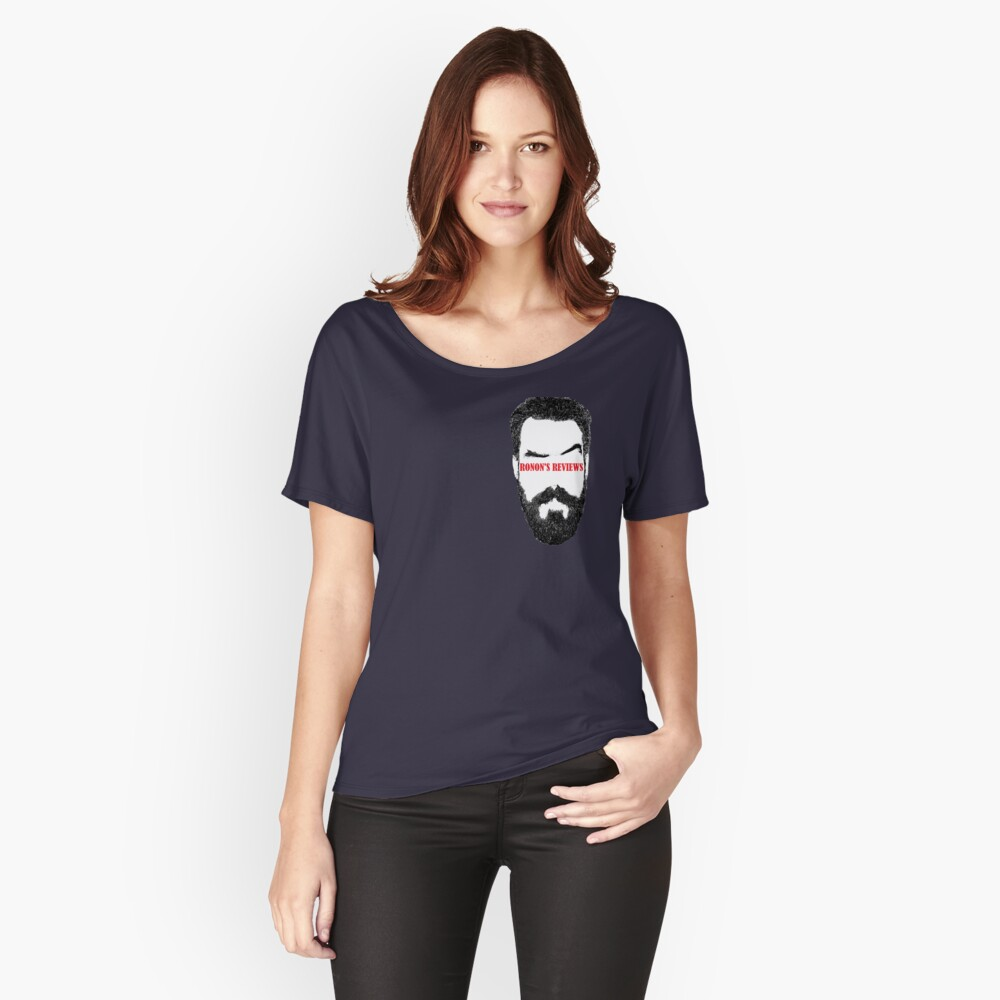 Ronon's Reviews New Logo Relaxed Fit T-Shirt