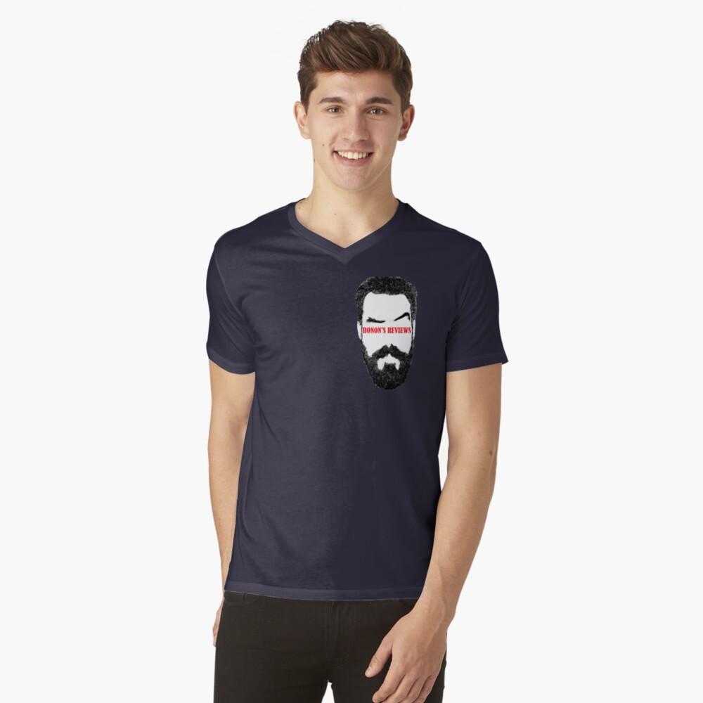 Ronon's Reviews New Logo V-Neck T-Shirt