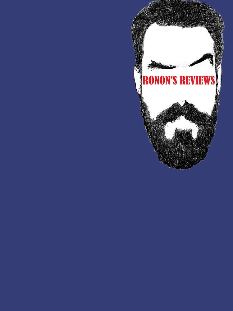 Ronon's Reviews New Logo by RononsReviews