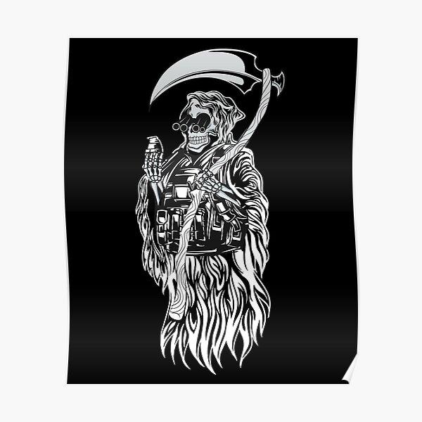 Tactical Reaper Poster