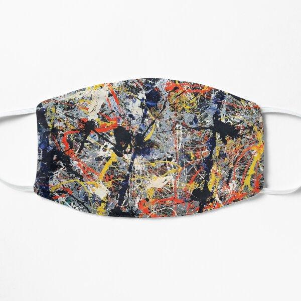 Jackson Pollack - Blue Poles Mask