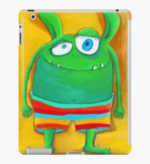 Mrs. Monster iPad Case/Skin