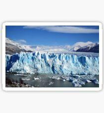 Glacier Sticker