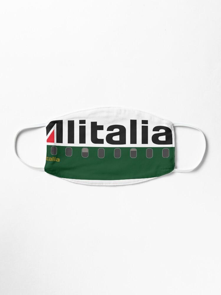 Alternate view of Plane Tees - Alitalia Mask