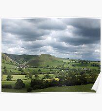 Thorpe Cloud June 2013 Poster