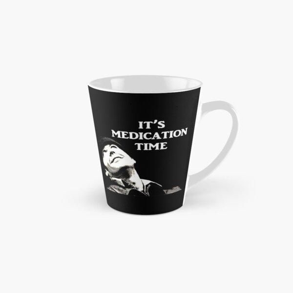 Medication Time (for dark background) Tall Mug