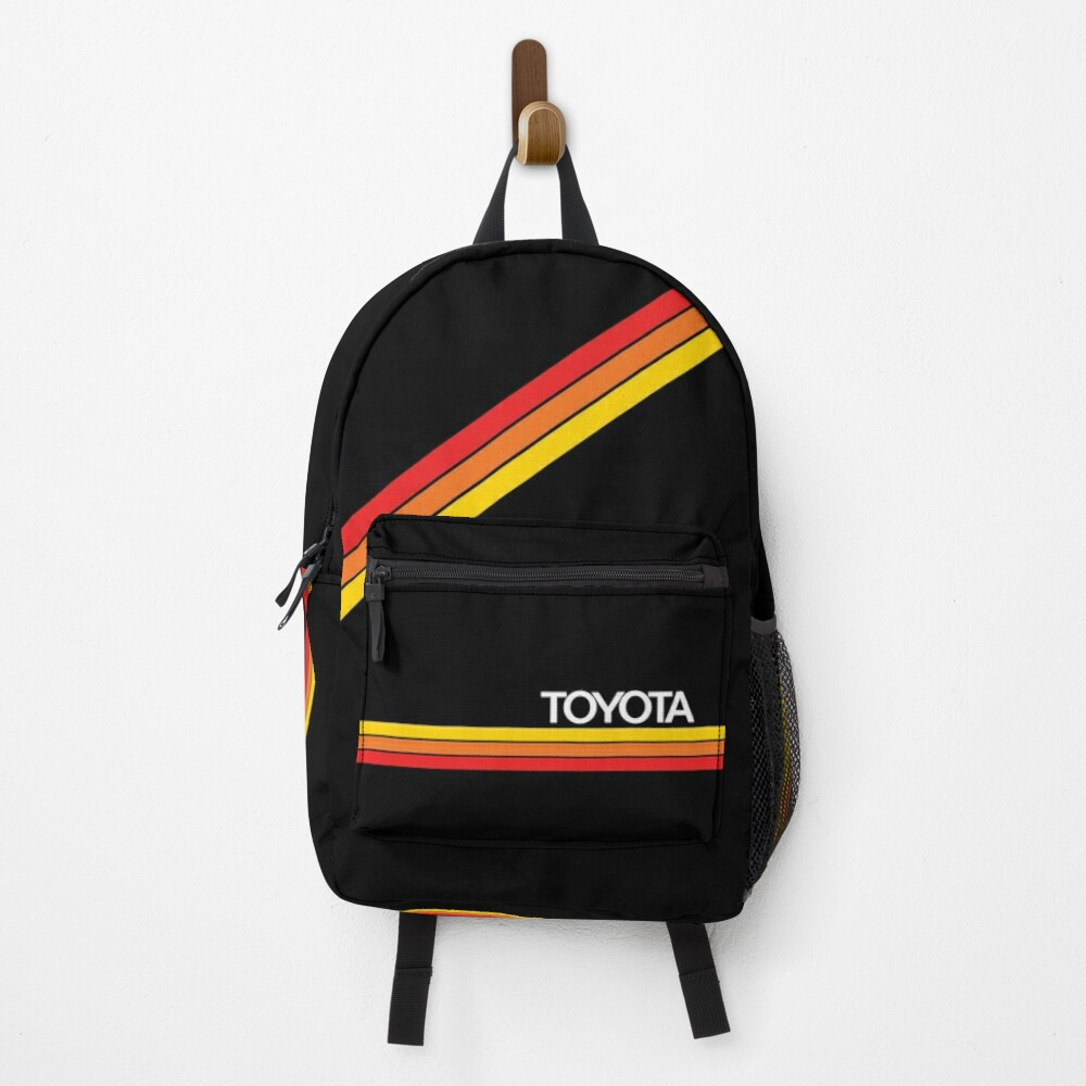 Toyota Racing Colors Backpack