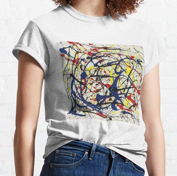 Jackson Pollack - Lot # 234 Classic T-Shirt