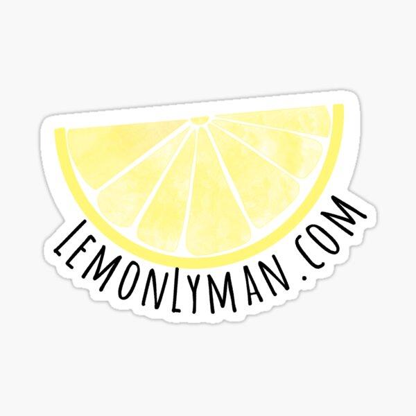 The west wing lemon lyman Sticker