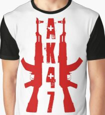 AK47 Graphic T-Shirt