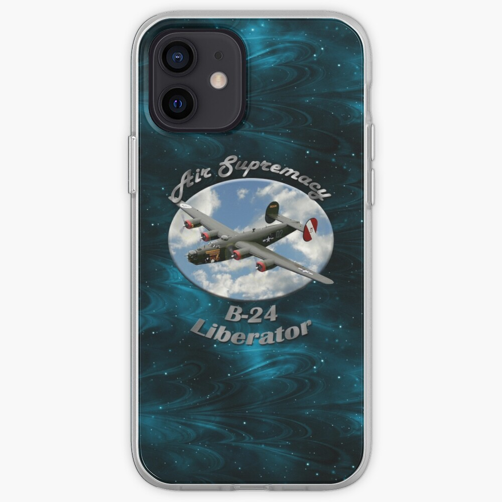 B-24 Liberator Air Supremacy iPhone Case & Cover