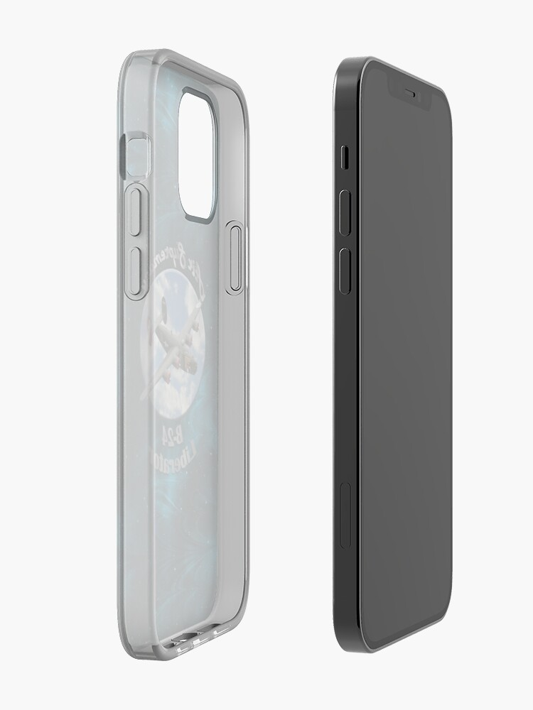 Alternate view of B-24 Liberator Air Supremacy iPhone Case & Cover
