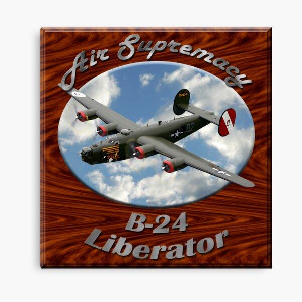 B-24 Liberator Air Supremacy Canvas Print
