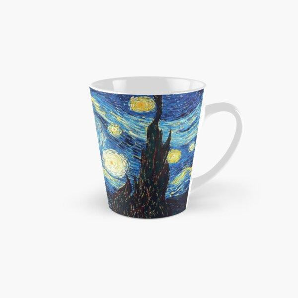 Tardis Van Gogh Tasse (konisch)