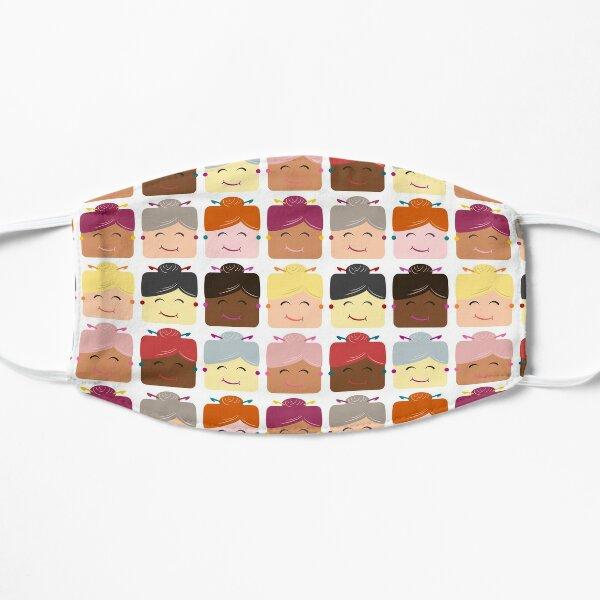 Granny Square Mask