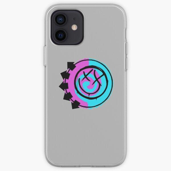 Blink 182 Logo iPhone Soft Case
