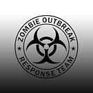 Zombie Outbreak Response Team  by thatstickerguy