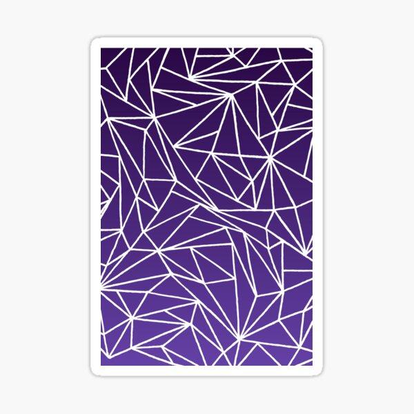Purple Love Sticker