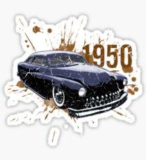1950 Merc Sticker