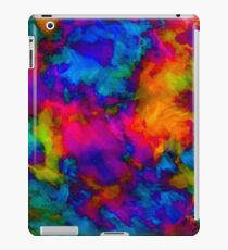 vibrant abstract color explosion  iPad Case/Skin