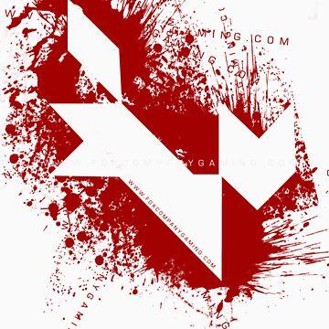 =FOX= Company Case - Logo Splatters by fgdesign