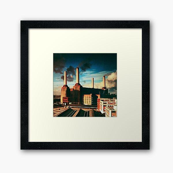 [HAUTE QUALITÉ] Pochette d'album Pink Floyd Animals Impression encadrée
