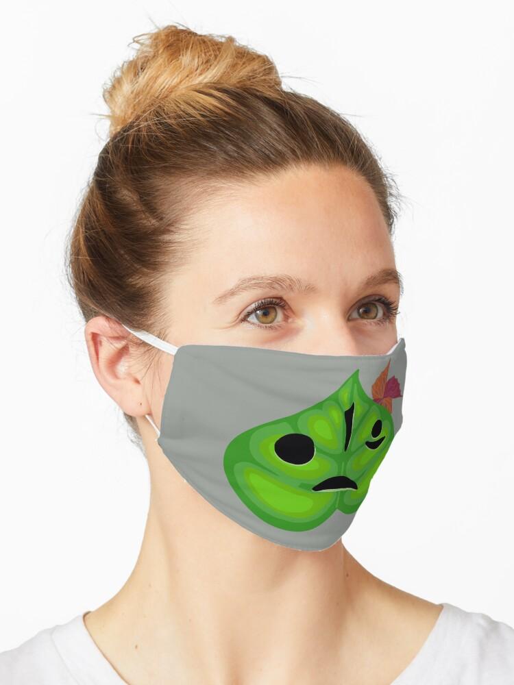 Korok Mask Botw Mask By Quinnramsay Redbubble Korok mask the legend of zelda masks cosplay helmet latex. redbubble