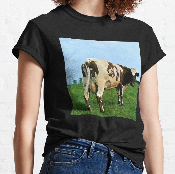 [HIGH QUALITY] Pink Floyd Atom Heart Mother Album Art Classic T-Shirt