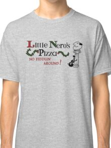 Little Nero's Pizza Classic T-Shirt