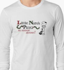 Little Nero's Pizza Long Sleeve T-Shirt