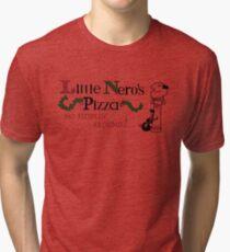 Little Nero's Pizza Tri-blend T-Shirt